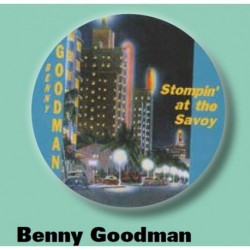 CD Audio de Benny Goodman Stompin at the Savoy