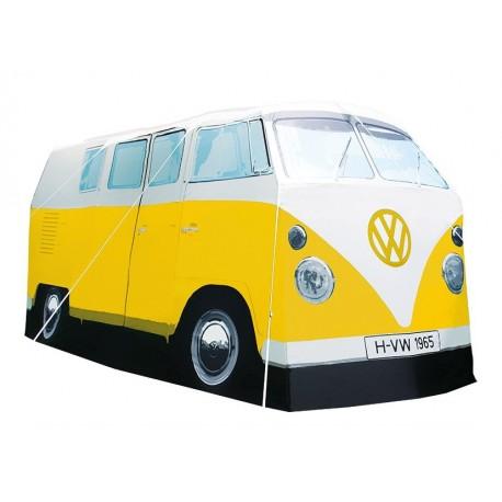 Tente Combi VW adultes 4 places jaune soleil