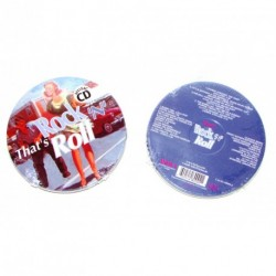 CD Audio - compilation That's Rock 'n'Roll