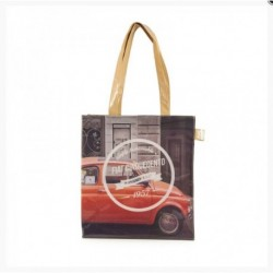 Sac de courses FIAT 500 multi-fonctions