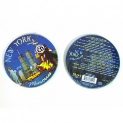 CD Audio - Compilation New York Memories