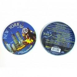 CD Audio - Compilation New York Memories