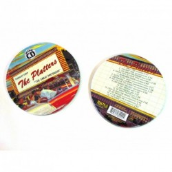 CD Audio - The Platters,The Great Pretenders -60, 70's