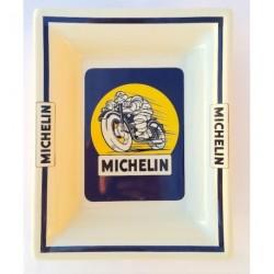 "Vide poche en céramique Michelin ""Bibendum en Moto"""