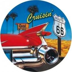 """CD Audio - Compilation """"Cruisin' Route 66"""""""