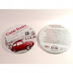 "CD Audio - Compilation ""Caffè Italia"""