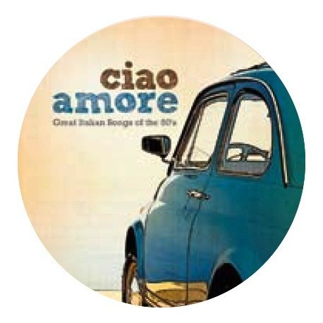 "CD Audio - Compilation ""Ciao Amore"""