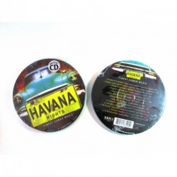 "CD Audio - Compilation ""Havana Nights"""