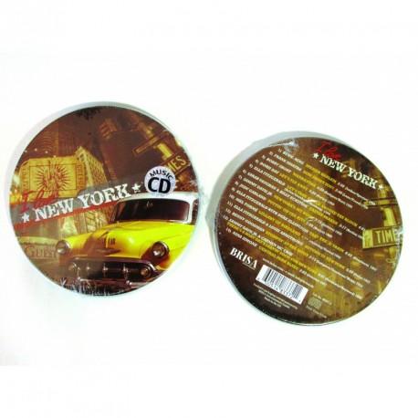 "CD Audio - Compilation "" I Love New York"""
