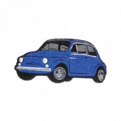 Paillasson Fiat 500 en fibre de coco - 2 coloris au choix