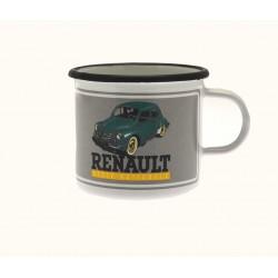 Mug RENAULT REGIE NATIONALE en émail