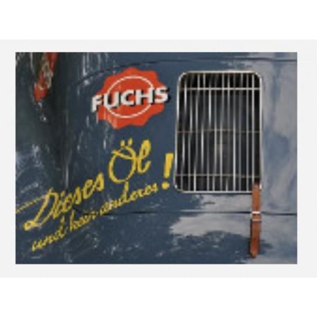 """Impression sur plexiglass """" Huiles Fuchs"""" en 80cm x 60 cm"""