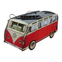 Boite de rangement Combi VW originale et écolo pour CDs et DVDs