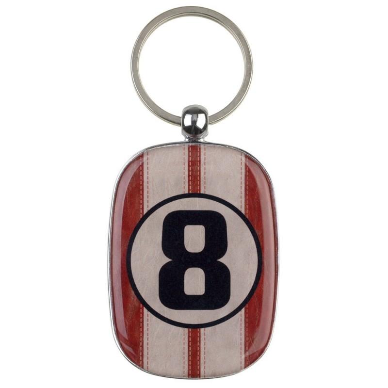 Porte clef panamerica sprint boutique fou du volant for Collection de porte clefs