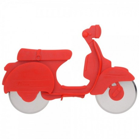Coupe Pizza Scooter En Plastique Et Metal