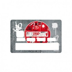 Sticker pour CB Signalétique Autos
