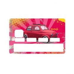 Sticker pour CB FIAT 500