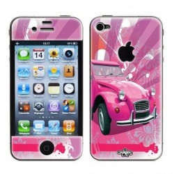 Coque Iphone 5 imprimée 2 CV
