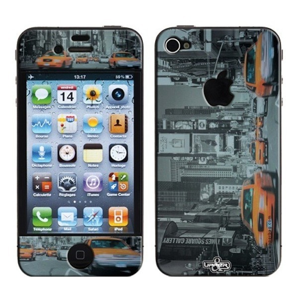 coque iphone 5 imprime taxi