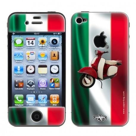 Coque Iphone 5 VESPA