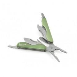 Pince multi-fonctions Vespa pliable vert amande