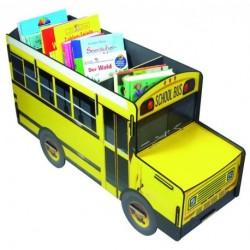 """Coffre à jouet """"School Bus"""" fourre-tout"""