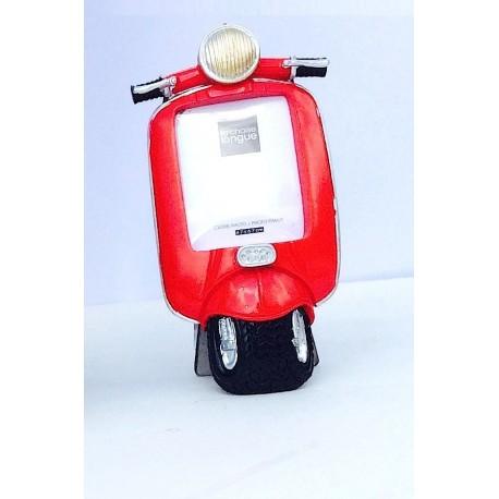 Cadre Scooter Rouge Grand modèle