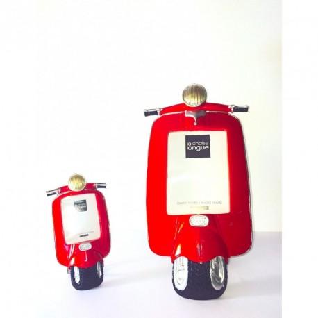 Cadre Scooter Rouge Petit modèle
