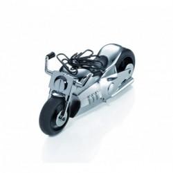 """Moto presse-papier décorative à rétro-friction style Chopper """"Easy Rider"""""""