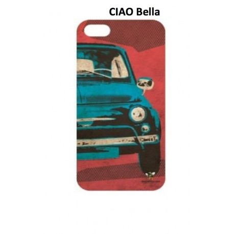 Coque Iphone 4/4S et 5/5S Fiat 500