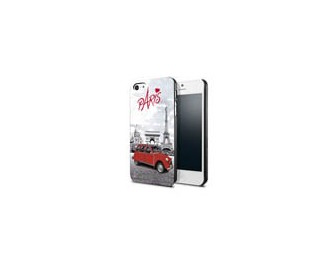 Coque Iphone Paris En 2 CV