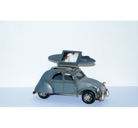 2 cv porte-stylos et porte-photo