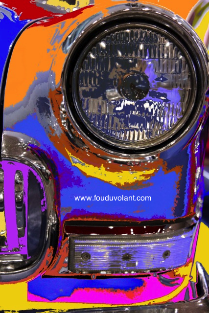 Le Phare, vu par Valérie CUSANNO . Tirage plexi sur dos alu