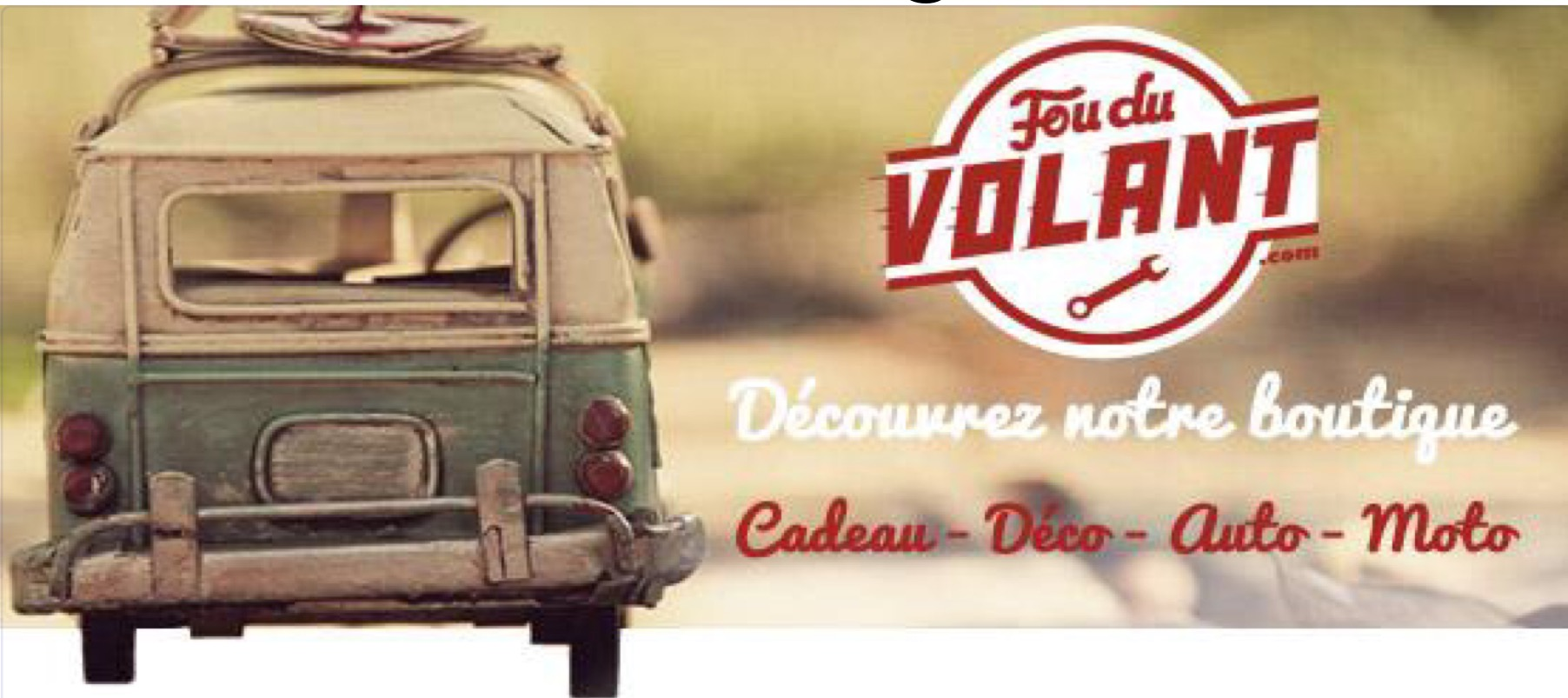 Boutique Fou du Volant